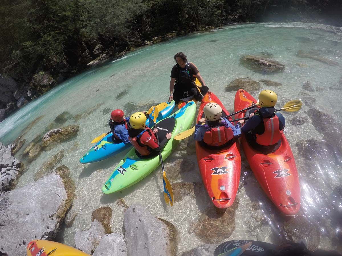 Kayak school and trips (5day)
