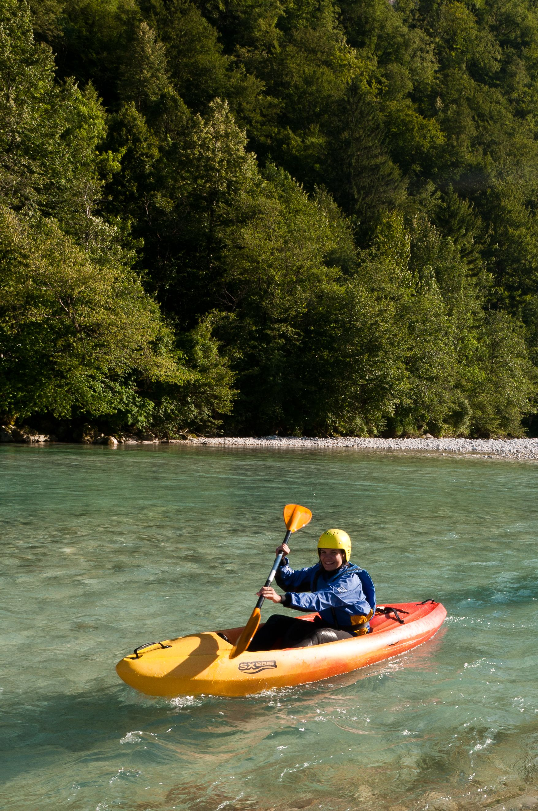 Kayak school (2h)