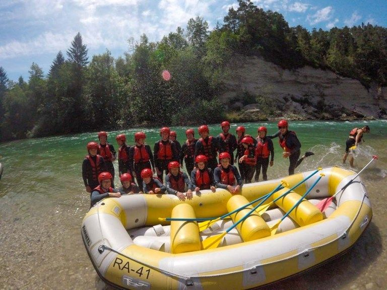 Best Rafting Bled