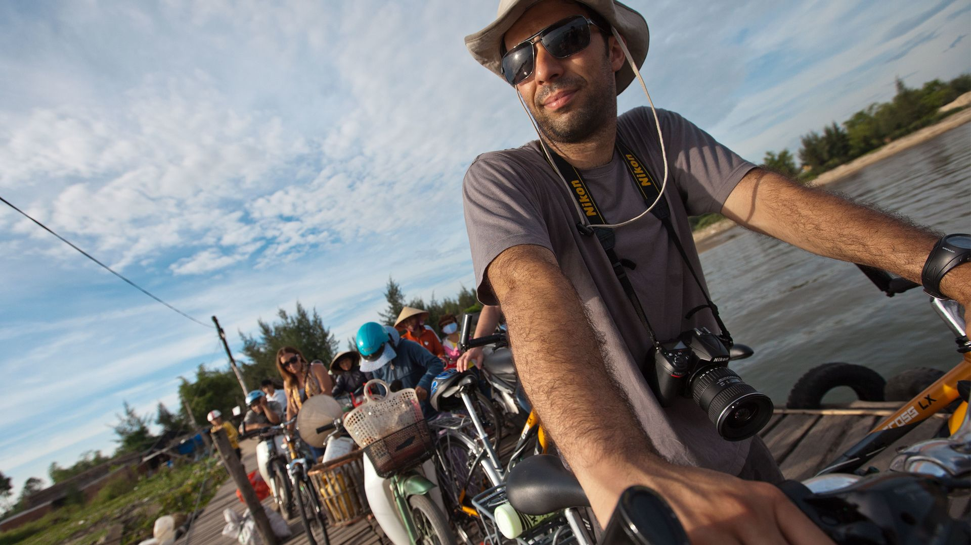 Cycle Indochina: Ho Chi Minh City to Siem Reap