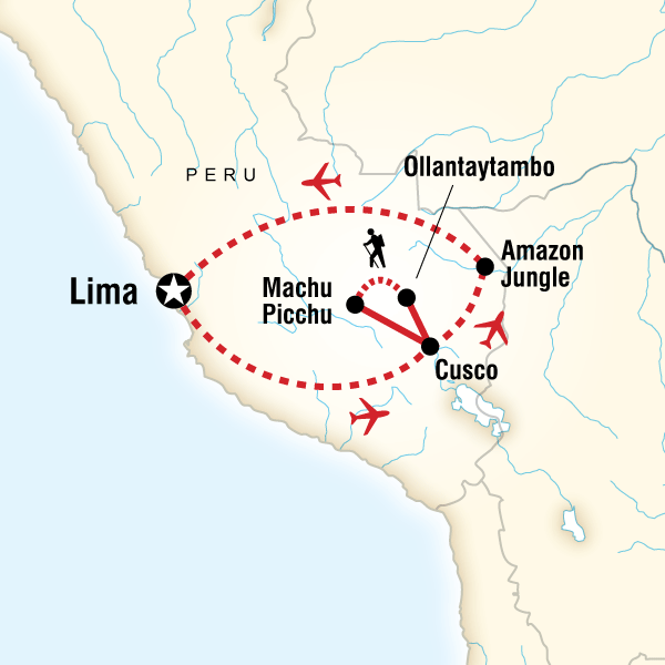 Amazon to the Andes