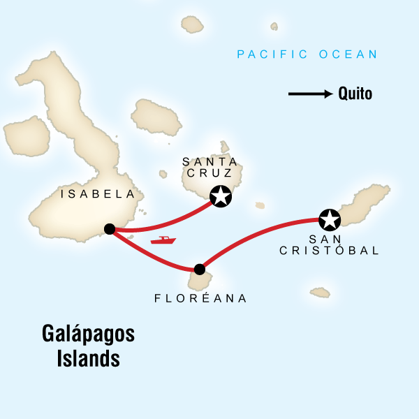 Upgraded Land Galapagos