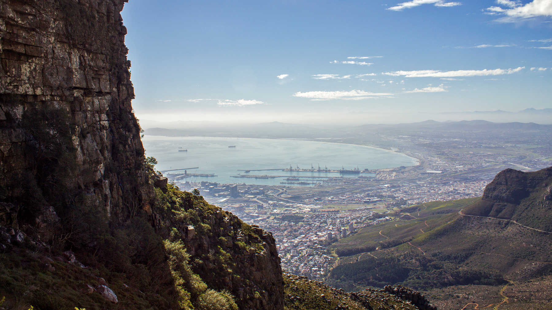 Hiking South Africa