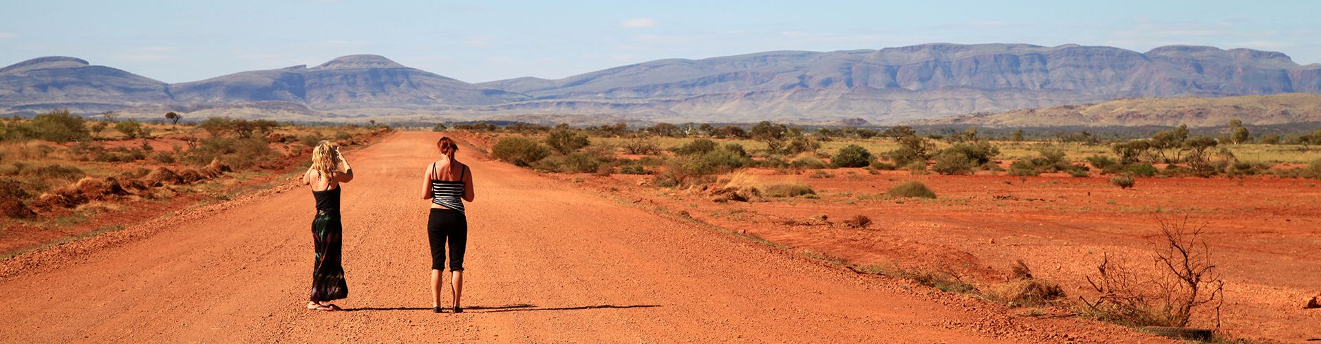 Perth to Broome Overland