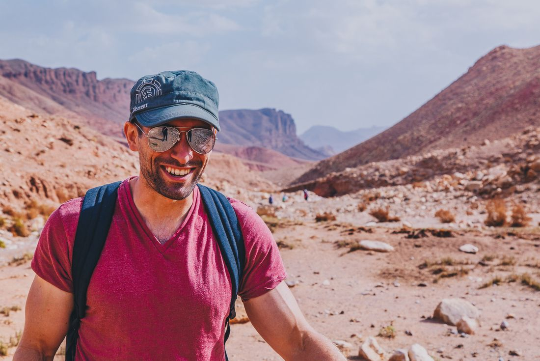 Morocco Expedition – Walking with Berber Nomads