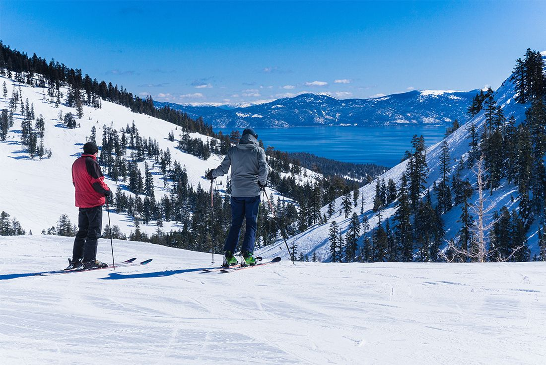 Lake Tahoe & Yosemite Winter Adventure