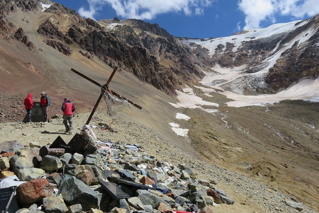 Argentina Expedition: Trek Mendoza & the Valley of Tears