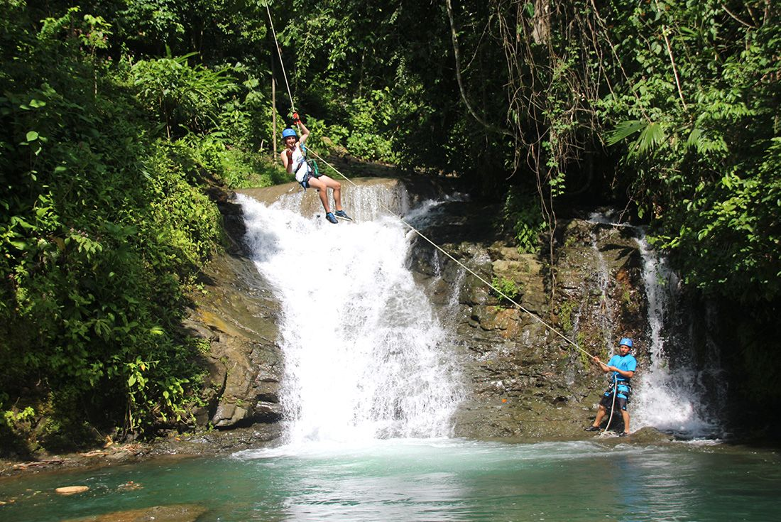 Costa Rica: Raft, Surf, Kayak & Hike