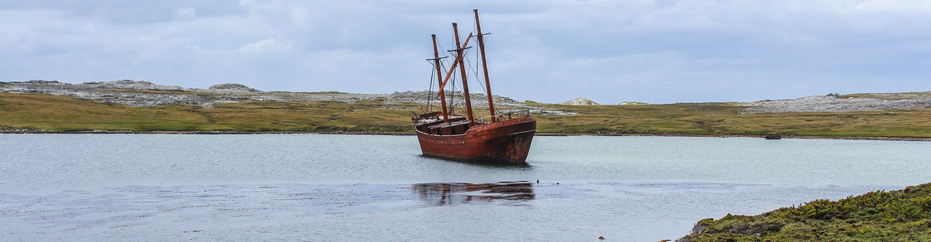 Falkland Islands Expedition: Past & Present