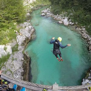 """Rafting on Soca - """"The long one"""""""