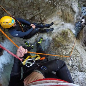 Canyoning - Susec