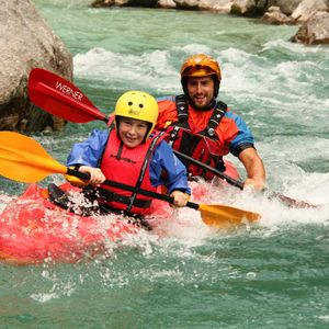 Kayak school and trips (2day)