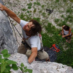 2 day climbing school in Bovec