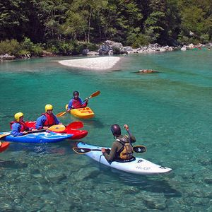 Soca River 1 day kayak course