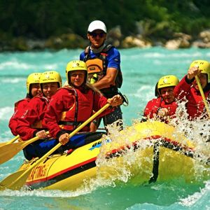 Soca Rafting in Bovec