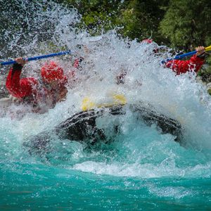 Half-day Rafting Trip in Bovec