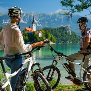 Let's Get to Know Bled by E-Bike