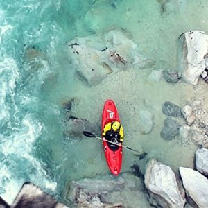 Kayak School in Bovec (1h)