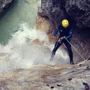 Canyoning in Fratarica, Kozjak