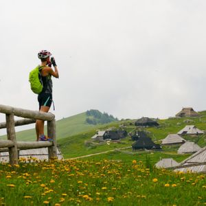 Cycle Through The Marvelous Velika Planina