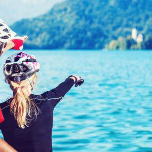 Lake Bled & Lake Bohinj | Biking