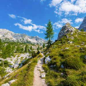 Day Hike in The Triglav National Park
