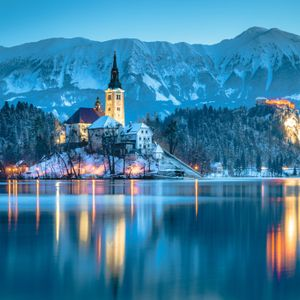 Slovenia in Winter