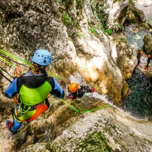 Slovenia Canyoning Activities 🌊