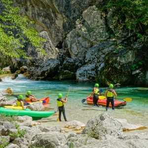 Slovenia Kayaking Activities 🚣