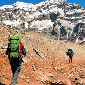Argentina Expedition: Aconcagua Base & Mt Bonete