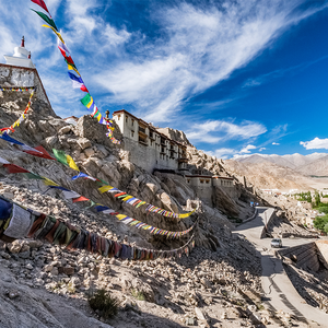 India Himalaya: Hike, Bike & Raft in Ladakh