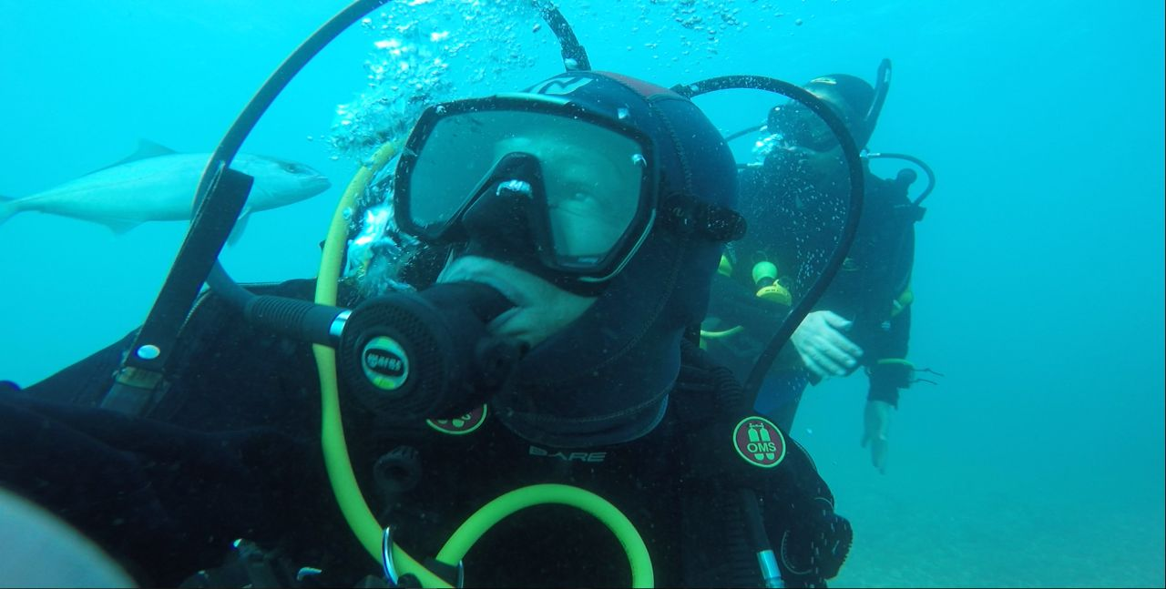 Scuba Diving - Try Dive